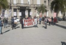 Photo of Docentes reemplazantes volverán a manifestarse en distintivos puntos de la provincia