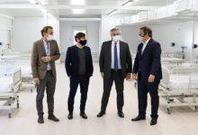 Photo of El Gobierno construyó 12 hospitales modulares en tiempo récord