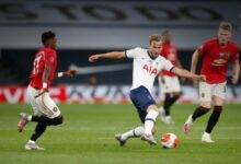 Photo of Tottenham, con argentinos, igualó con Manchester United