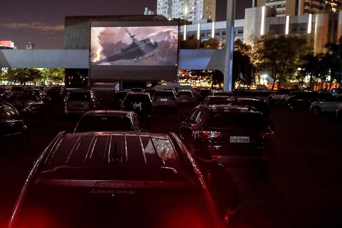 Photo of La fiebre de los autocines se expande por Brasil