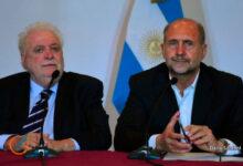 Photo of Perotti y Ginés González García analizaron la respuesta ante la pandemia