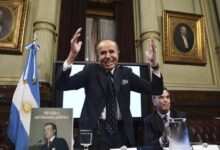 Photo of A tres días de cumplir 90 años, dieron de alta al expresidente Menem