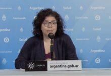 Photo of Se informaron cinco nuevas víctimas fatales por coronavirus en el país