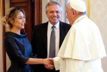 Photo of El Papa Francisco y Fabiola Yánez hablarán por videoconferencia