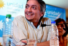 Photo of Máximo Kirchner presentó un proyecto para la donación de plasma