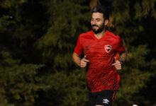 "Photo of ""Nacho"" Scocco llegó motivado a Newell's"