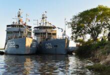 Photo of Dos buques reforzarán el combate contra el fuego