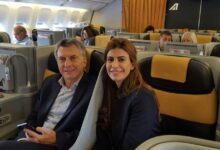 Photo of Macri viajó a París junto a su familia