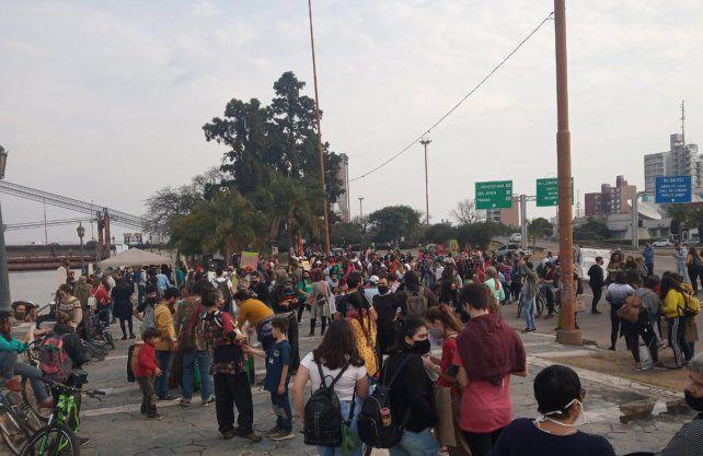 Photo of La capital provincial se unió al pedido por la Ley de Humedales