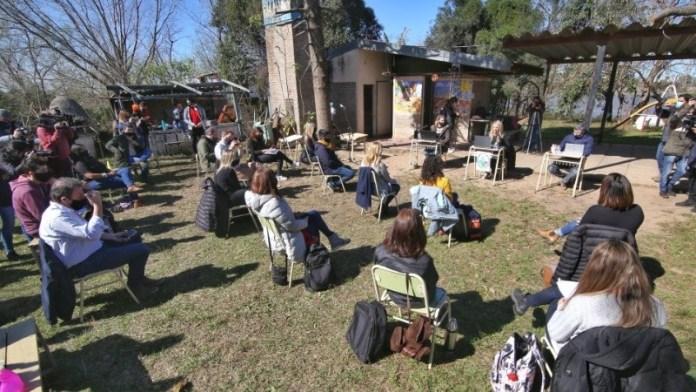 Photo of El Concejo de Rosario sesionó en la isla El Espinillo