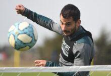 """Photo of Central hizo fútbol y el """"Kily"""" González paró un equipo"""