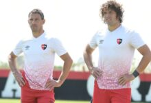 Photo of Amistoso para Newell's ante River
