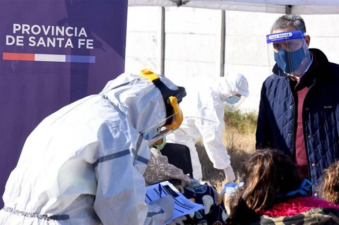 Photo of La Provincia registró 2.154 nuevos casos de coronavirus