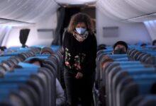 Photo of Con un vuelo a Jujuy, Aerolíneas Argentinas reinició el servicio regular