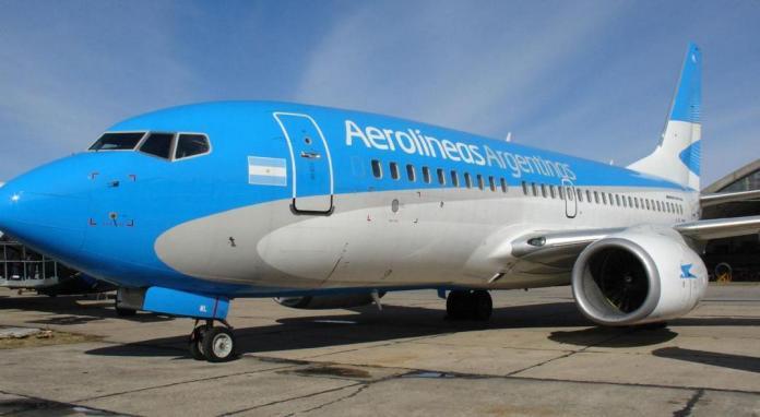 Photo of Aerolíneas Argentinas programó más de 650 vuelos de cabotaje e internacionales