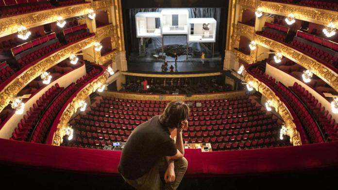 Photo of ¿Cuál sería la primera obra de teatro del 2021 en CABA?