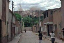 Photo of Un fuerte sismo en el norte del país produjo derrumbes en Humahuaca