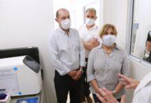 Photo of Inauguraron el nuevo laboratorio de biología molecular en Granadero Baigorria