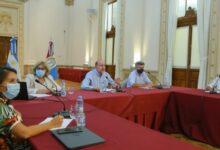 Photo of Operativo de vacunación: Perotti se reunió con intendentes y presidentes comunales