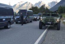 Photo of Villa Mascardi: tras cuatro horas, la Justicia logró entrar a un terreno tomado por mapuches