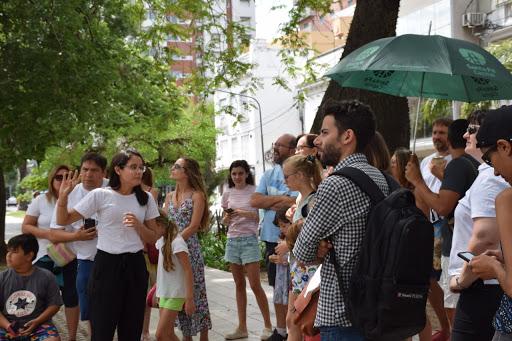 """Photo of Más de 2.000 personas participaron de los paseos de """"Mi ciudad como turista"""""""