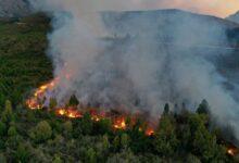 Photo of Dramática situación en El Bolsón: el fuego ya arrasó más de 6.500 hectáreas