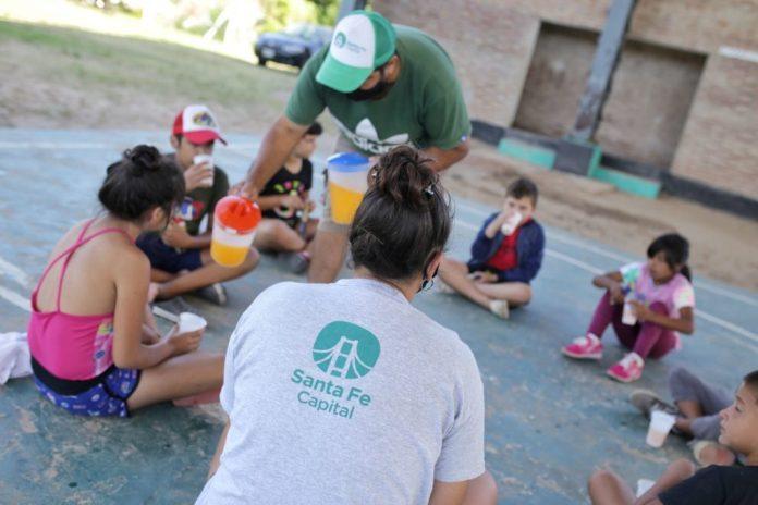 Photo of Arrancaron las Estaciones de Verano con 2.250 niños y niñas de distintos barrios