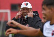 """Photo of Germán Burgos: """"Los futbolistas están entendiendo la idea"""""""