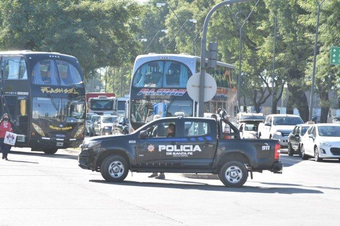 Photo of Tercer día consecutivo de bloqueos en las terminales de ómnibus