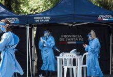 Photo of Casi 2 mil nuevos casos de coronavirus en la provincia y 8 muertos