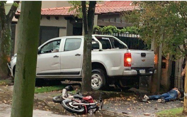 """Photo of Los padres de uno de los motochorros atropellados piden """"que se haga Justicia"""""""