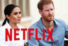 Photo of El príncipe Harry y Meghan Markle anunciaron su primera serie para Netflix