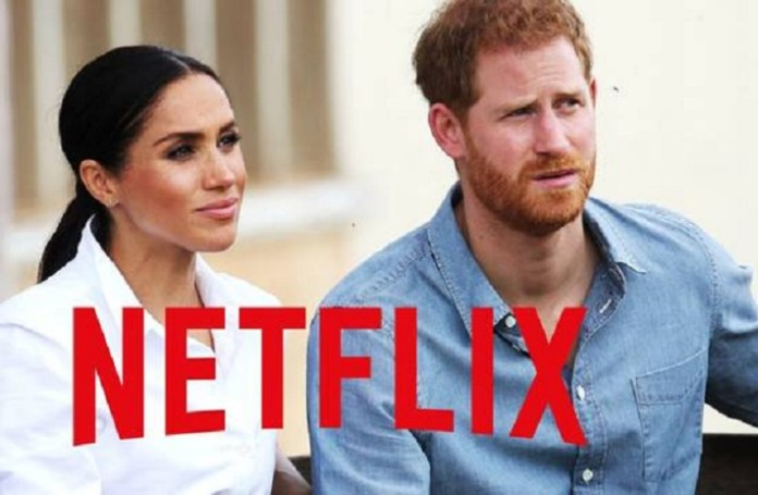 Photo of El príncipe Harry y Meghan Markle anunciaron su primera serie para Netflix