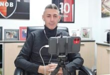 """Photo of Cristian D'Amico y las elecciones en Newell's: """"Ojalá el socio nos venga a respaldar el 25"""""""