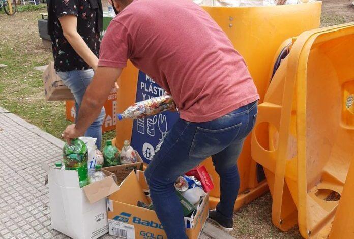 Photo of El Municipio sostiene las jornadas de ecocanje en la ciudad