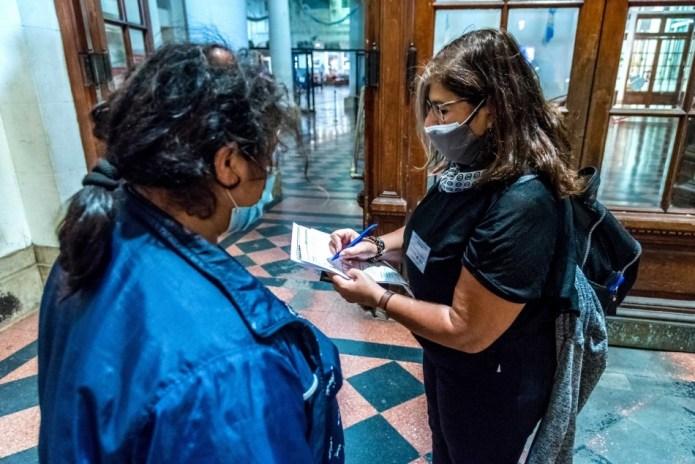 Photo of Rosario concretó el censo anual de personas en situación de calle