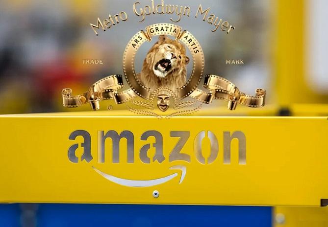 Photo of Amazon anunció la compra de los estudios MGM