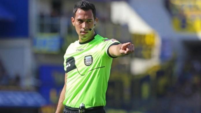 Photo of Platense – Central conocieron al árbitro del domingo