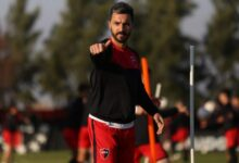 """Photo of Ignacio Scocco: """"Este será un equipo agresivo"""""""