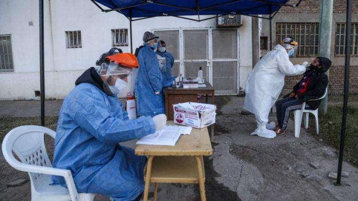 Photo of Confirmaron más de 17 mil contagios en el país