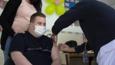 Photo of Ya se vacunó al 90% de la población objetivo con discapacidad