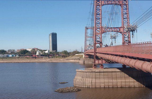 Photo of El río Paraná descendió por debajo del cero en Santa Fe