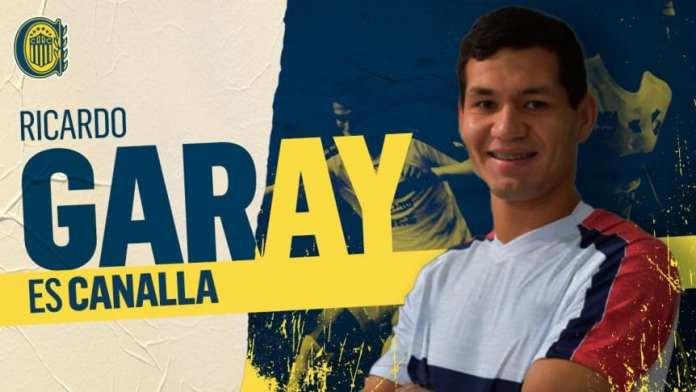 Photo of Central confirmó el arribo de Ricardo Garay