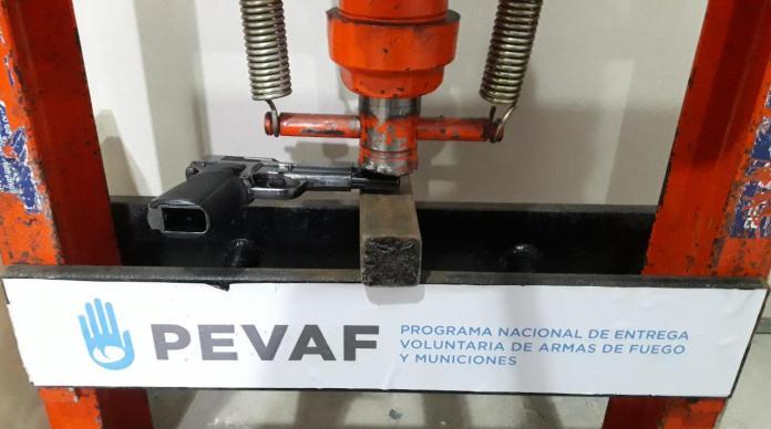 Photo of Llegó el programa de desarme voluntario a la ciudad de Santa Fe
