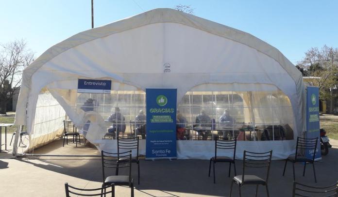 Photo of Cambios de ubicación en los centros de testeo de Santa Fe