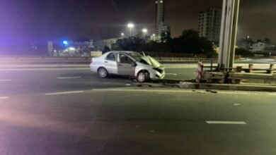 Photo of Accidente de tránsito en el Puente Oroño