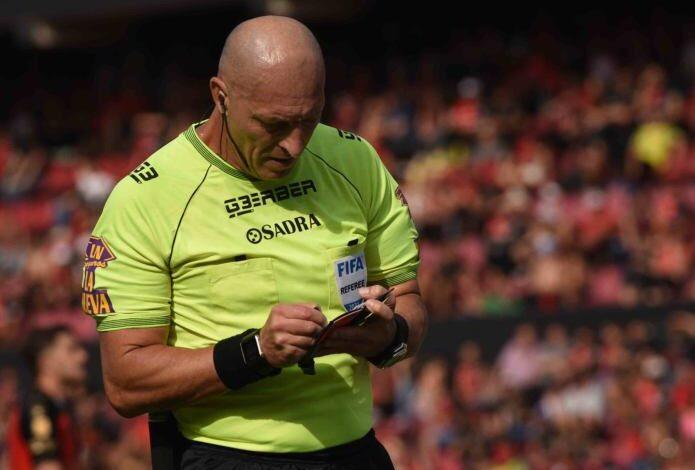 Photo of Un árbitro experimentado estará en Sarmiento – Newell's