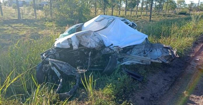 Photo of Accidente fatal sobre la ruta 11