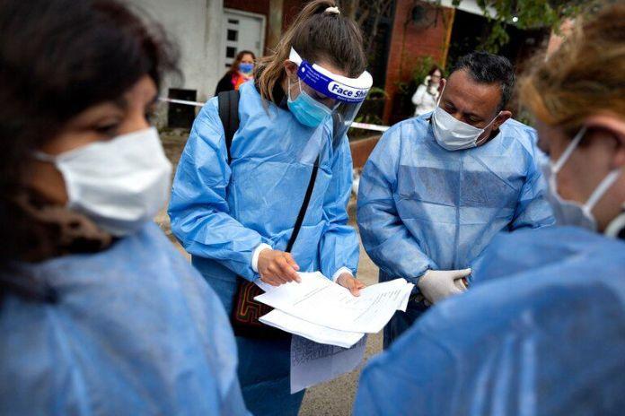 Photo of Casi 60 nuevos casos de coronavirus en Santa Fe