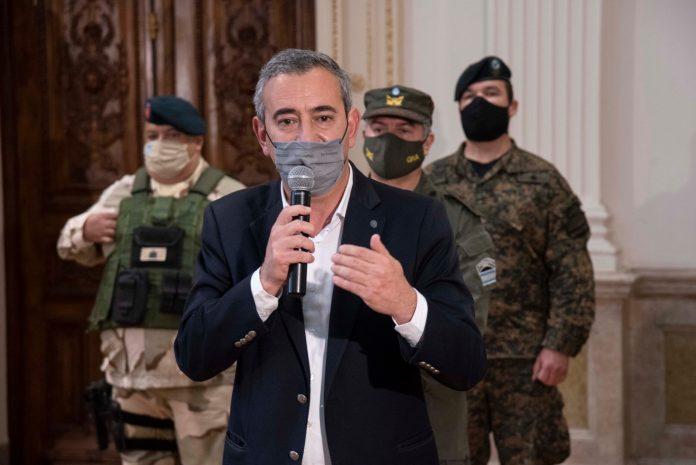 """Photo of Javkin: """"Soy el intendente de una ciudad que no soporta más que le maten a su gente"""""""